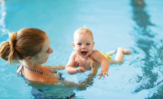 Wanneer Mag Baby Zwemmen.Baby En Peuterzwemmen Leids Water
