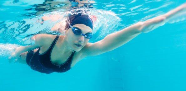 afbeelding Ik zwem vandaag