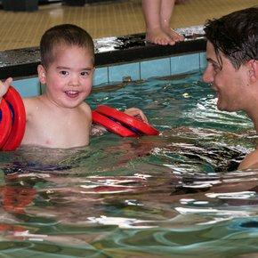afbeelding Overlevingszwemmen voor jonge kinderen