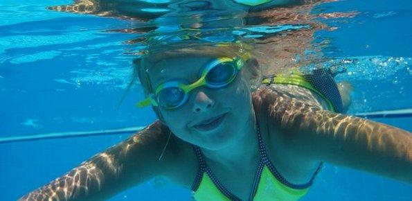 afbeelding Ik zwem dieper